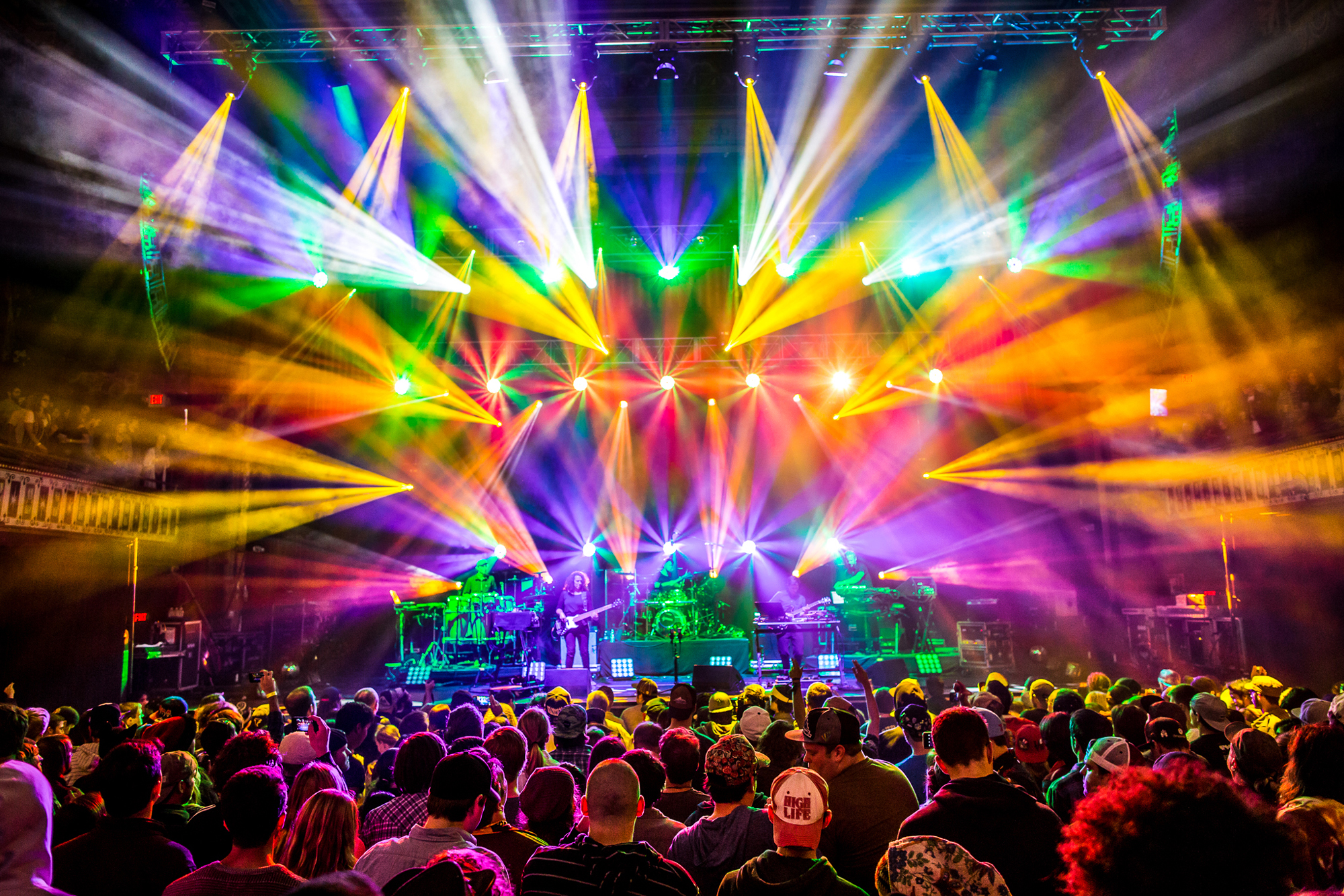 STS9 – Summer 2015 Tour Update