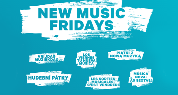 Image For New Music Fridays , #NewMusicFriday's